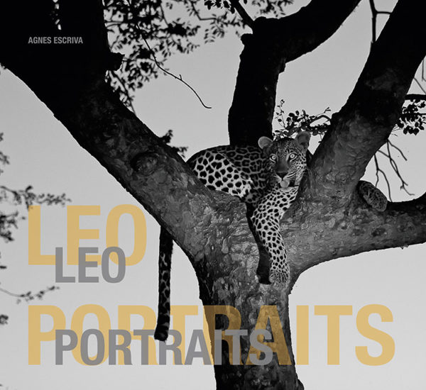 Livre Leo Portraits