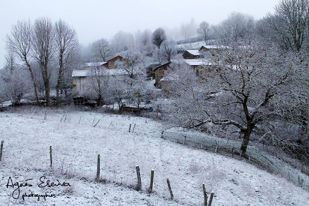 Village Auvergne